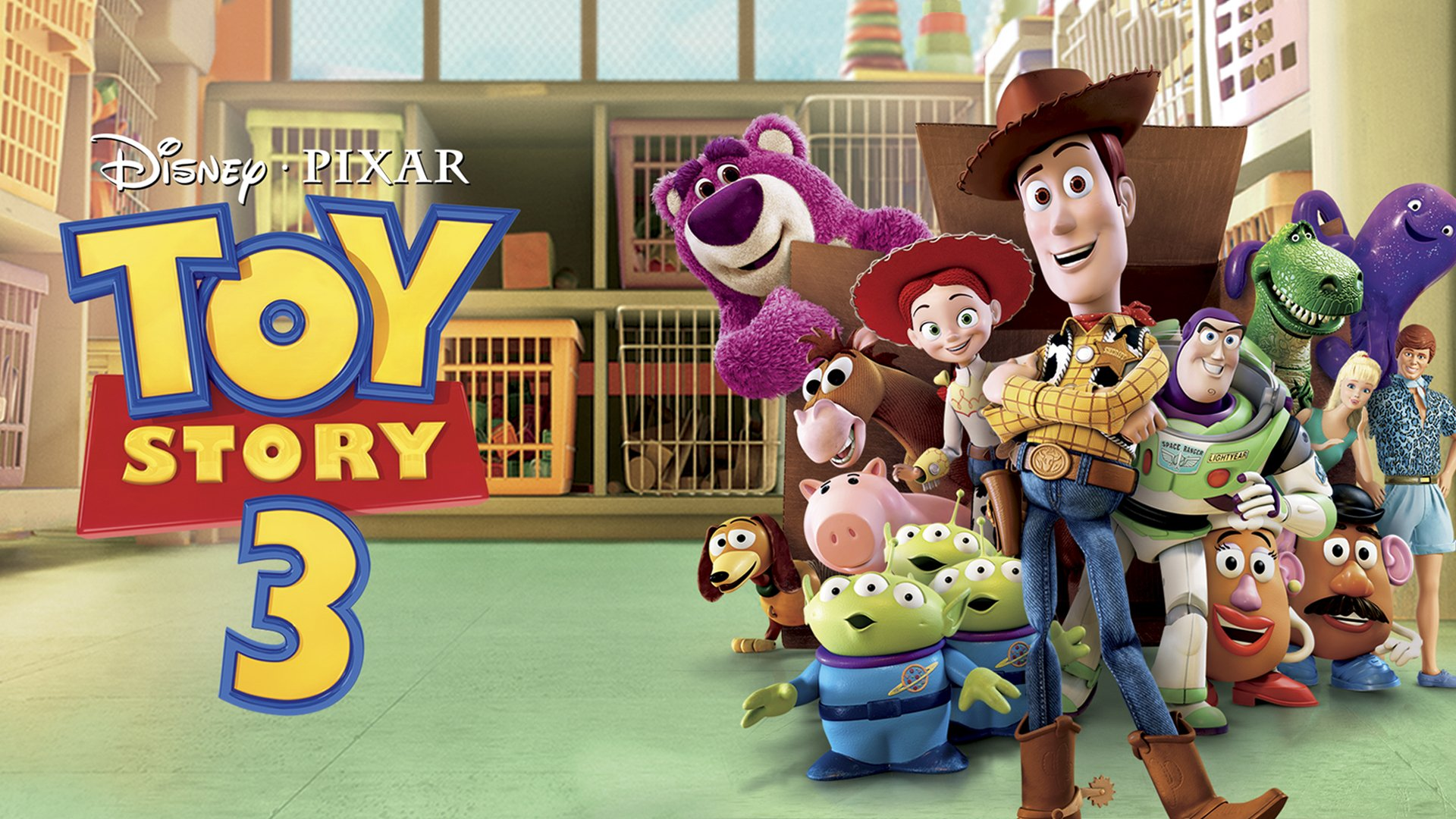 Toy Story 3 on Netflix Amazon Prime Hulu