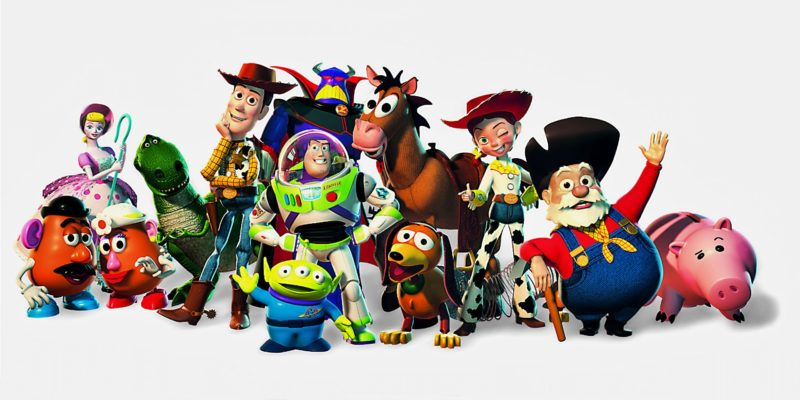 Toy Story 3 recreated with real toys by two brothers soon to be released