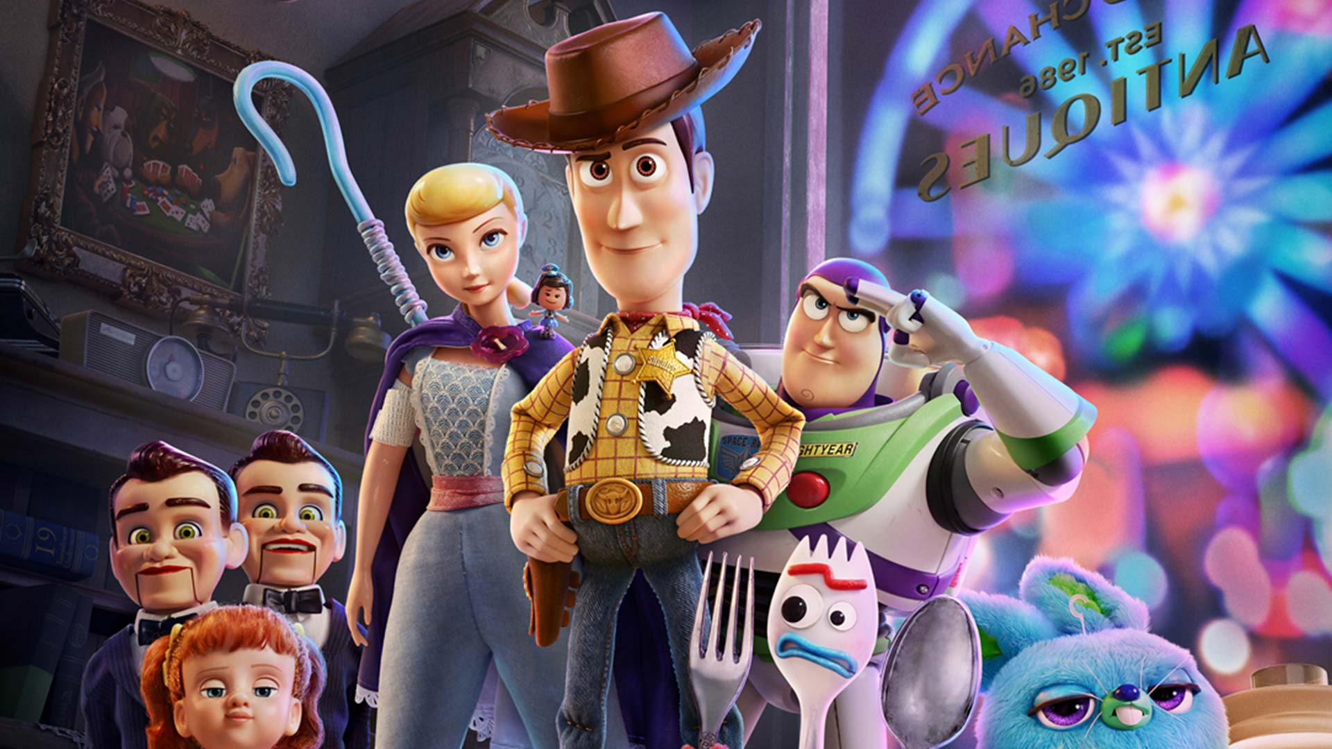 Toy Story 4's end-credit scenes explained