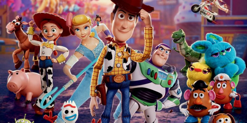 Toy Story 4 end-credit scenes explained