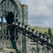 Universal Orlando's new Hagrid themed ride is now open for public to enjoy