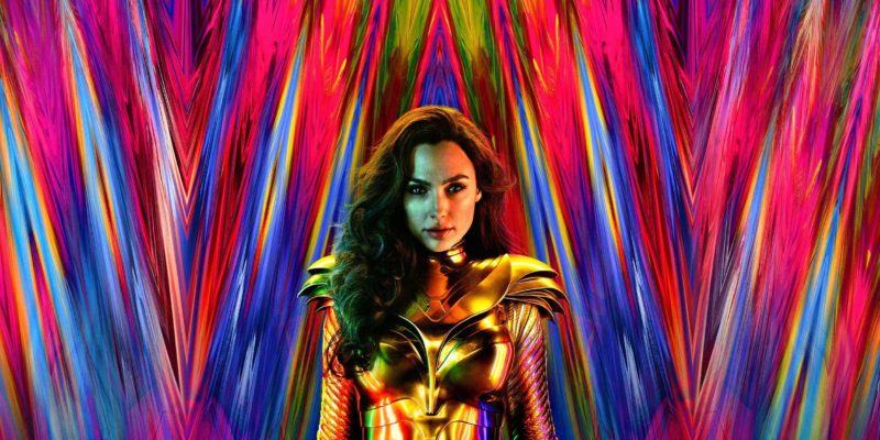 Wonder Woman 1984 first teaser poster is finally out