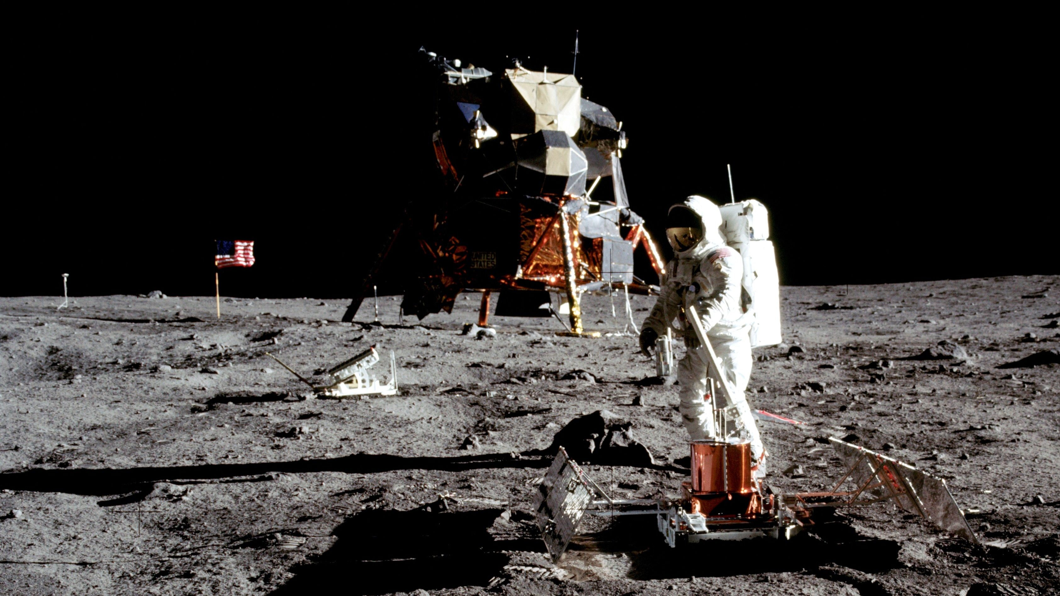 10 amazing facts about the apollo 11 moon landing - HD1920×1080