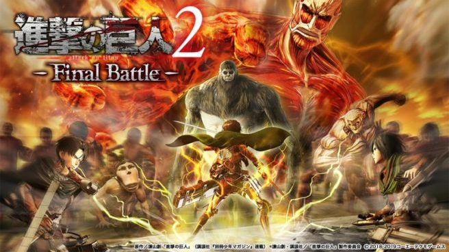 Attack on Titan 2 Game: Highlights