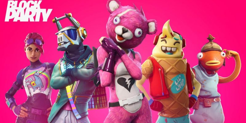 All teams competing in the 2019 Fortnite Pro-Am