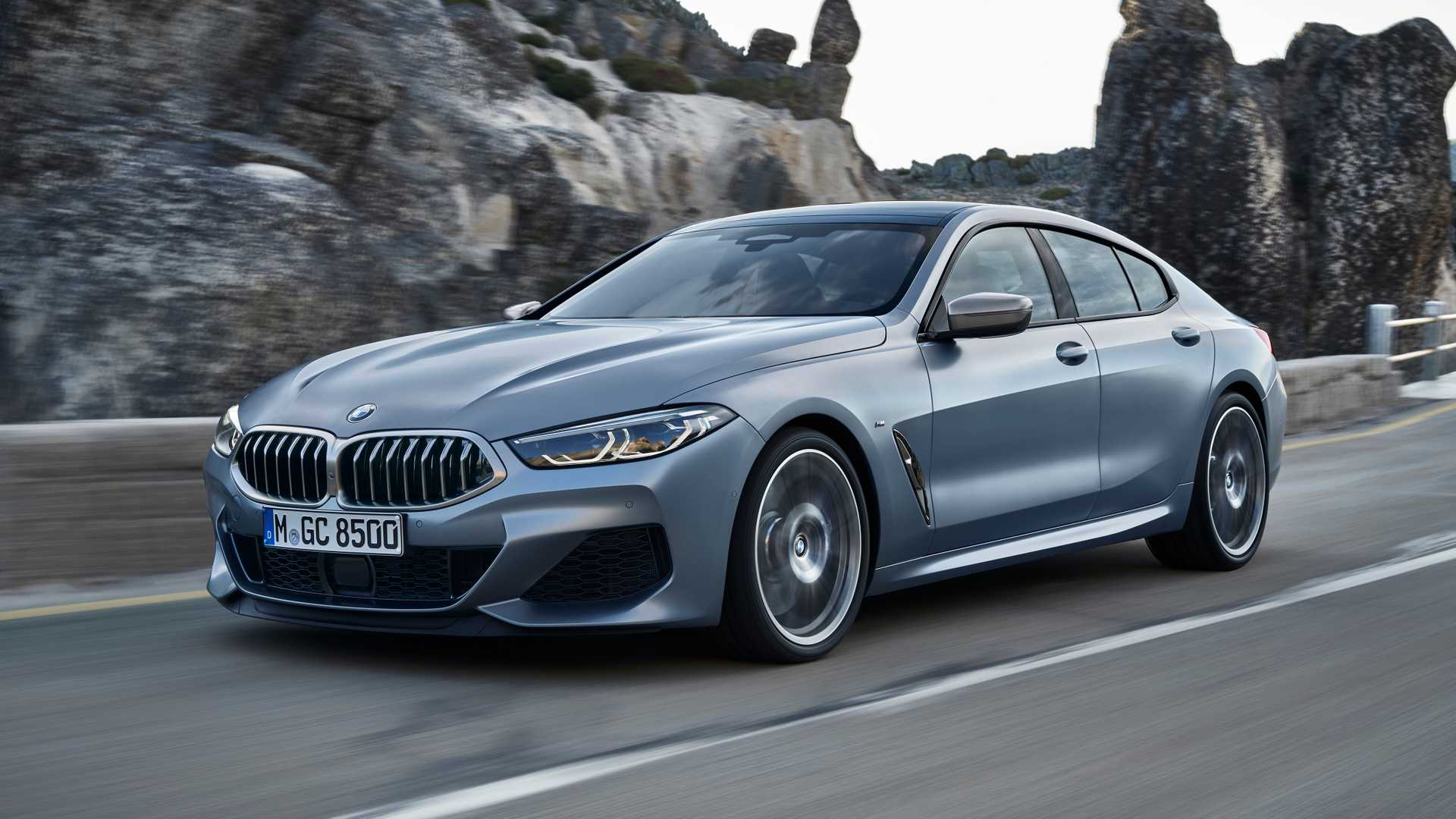The 2020 BMW 8 series Gran Coupe is the real deal