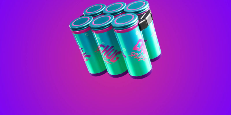 Fortnite released updates while letting go Boom Bow and introducing Chug Splash