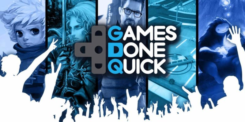 Summer Games Done Quick speeds to go on air