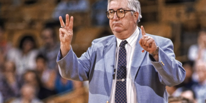 Frank Layden honoured with Chuck Daily Lifetime Achievement