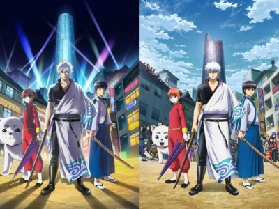 Gin Tama Manga will release its final chapter on June 17