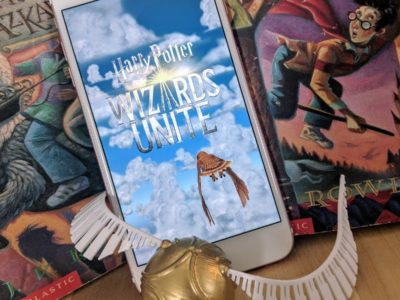 Harry Potter Wizard Unite Game