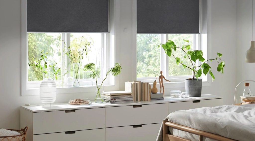 IKEA smart blinds is a true technological step for home décor