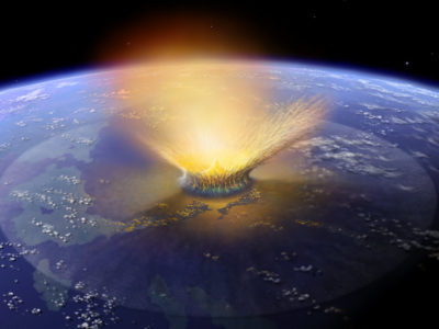 A 1200 Ft Asteroid running into Earth as NASA missed it