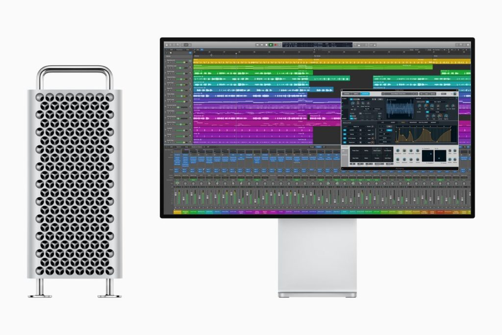 Apple Logic Pro X is the latest beast for Mac Pro