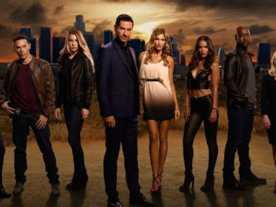 Lucifer a Fifth and Final season : Tom Ellis reacts to Netflix's decision