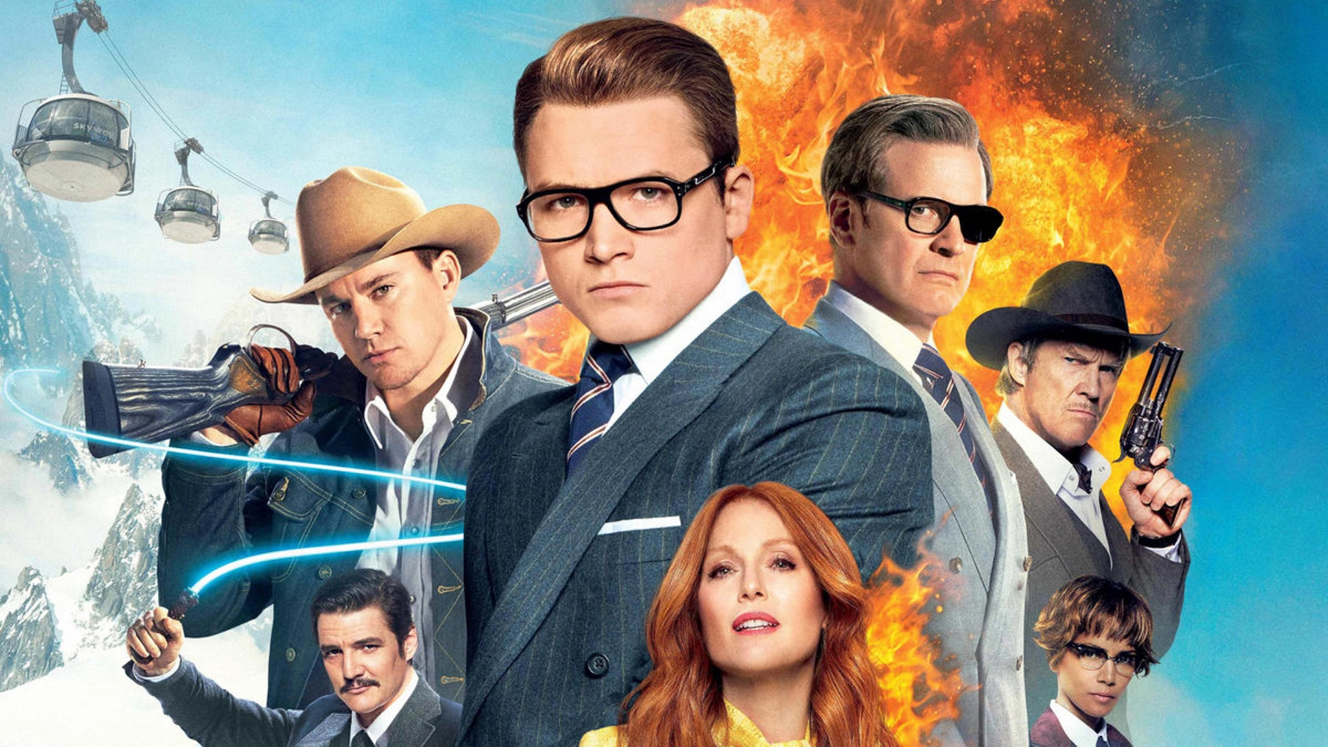 The Kingsman is now 'The King's Man' :Prequel title released