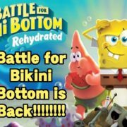 SpongeBob: Battle For Bikini Bottom Remake Revealed Ahead Of E3 2019