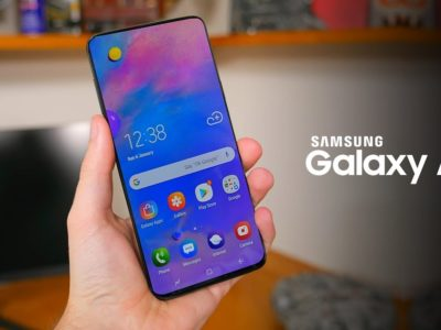 """Samsung Galaxy A90l eaked; expected to have Snapdragon 855, triple camera & """"Tilt OIS"""""""