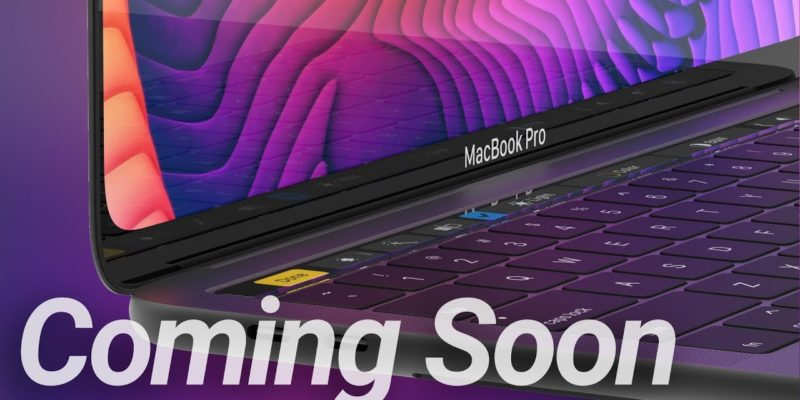 16-Inch MacBook Pro expected to launch in September