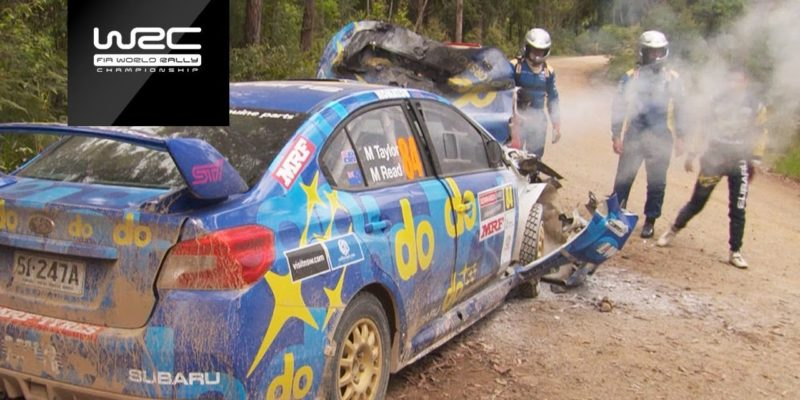 World Rally Championship 8 is taking racing to newer heights