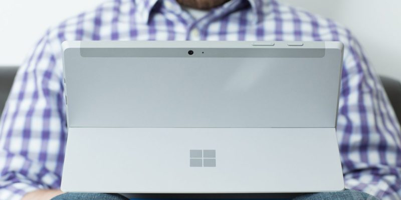 Microsoft's Dual screen surface has something new