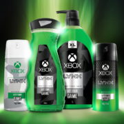 Microsoft Releases Xbox Body Spray, Deodorant, And Shower Gel