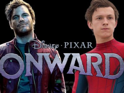 Onward trailer reveals the voice of Avengers star Chris Pratt and Tom Holland
