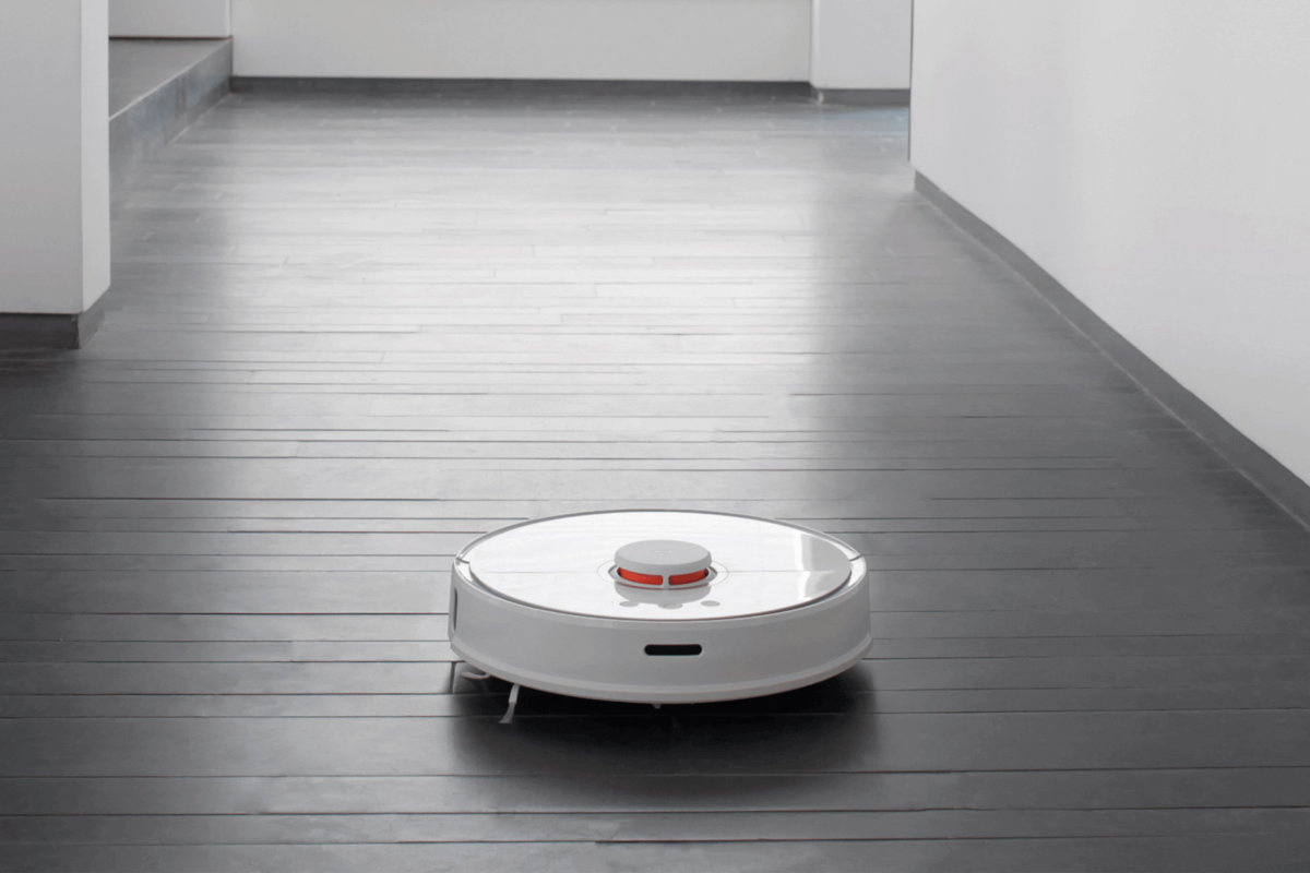 The Roborock vacuum cleaner is the real deal