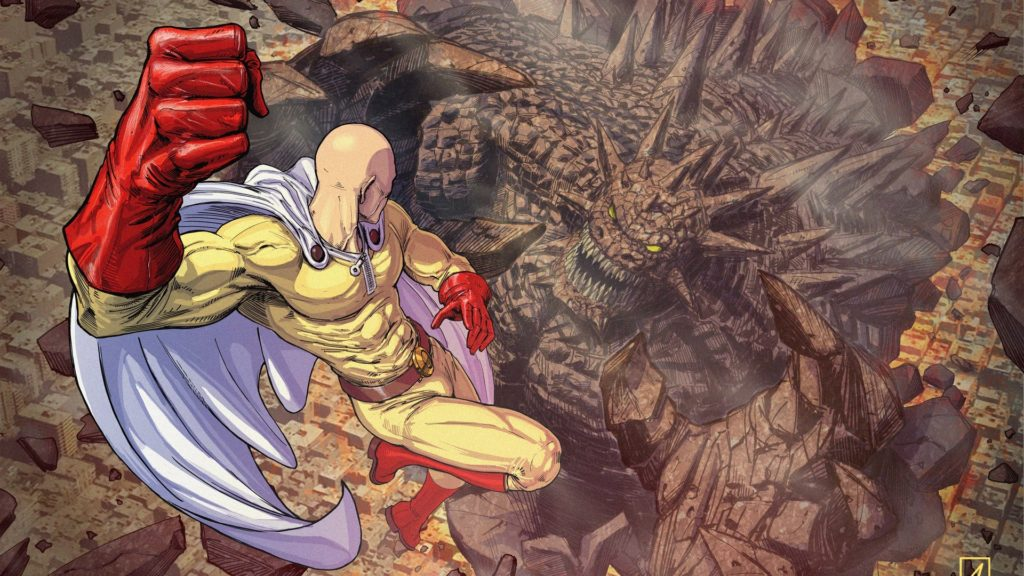 One Punch Man's video game announced!