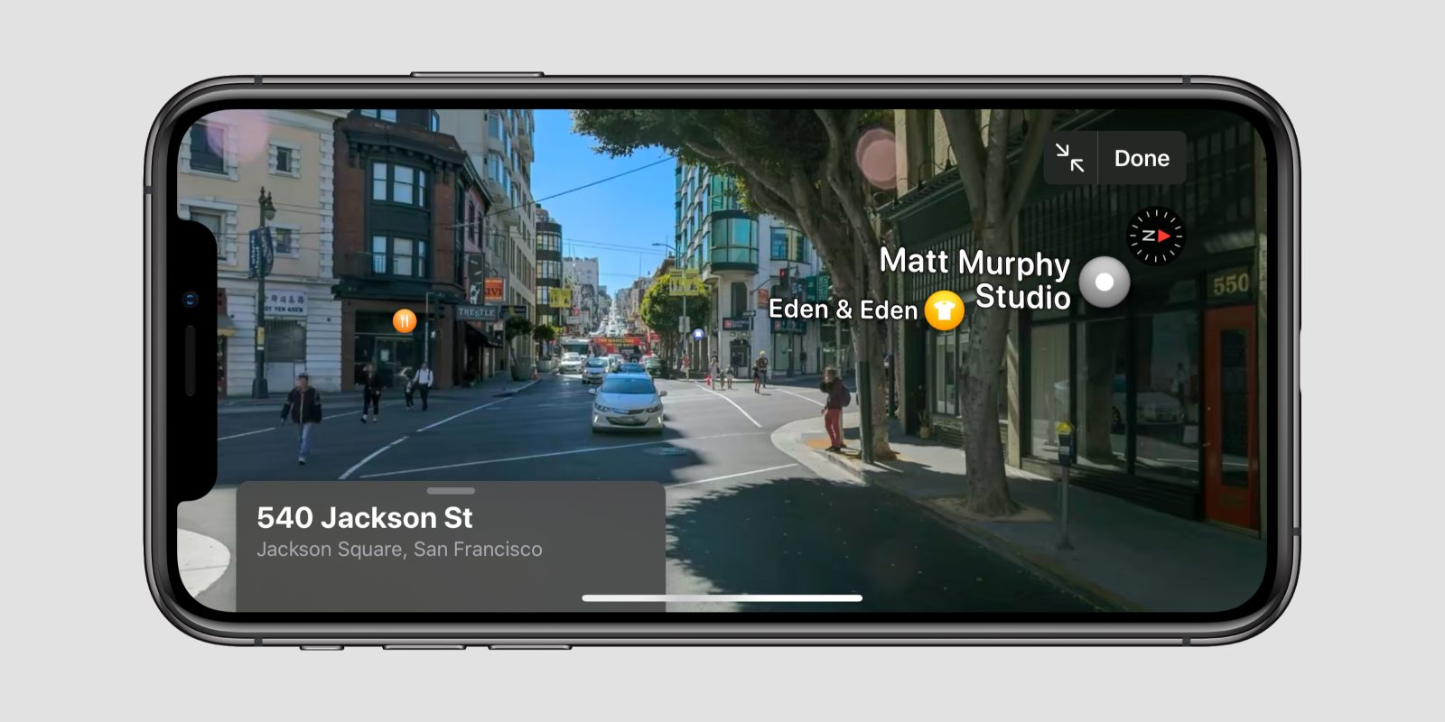 Apple gives Maps a major rebuild, includes Street View-like 3D imagery