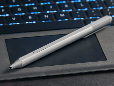 Microsoft Surface Pen with an OLED touch bar is next technology by tech giant