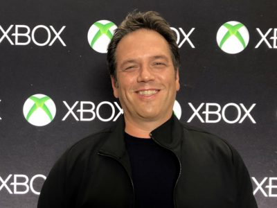 Xbox head Phil Spencer.