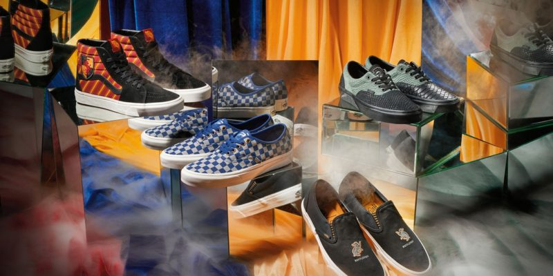 Here's a Look At The Entire Vans X Harry Potter Collection