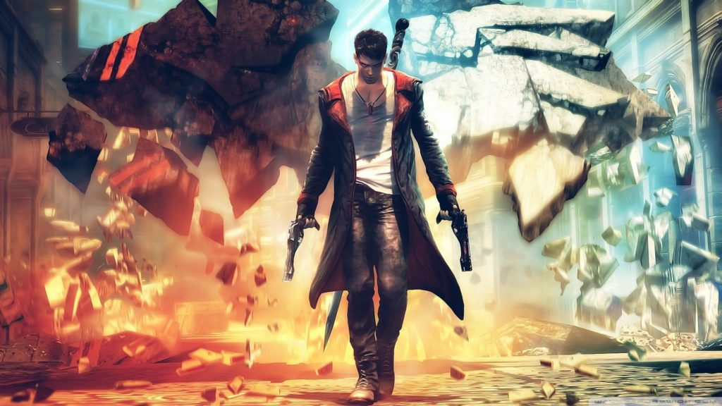 Price and size revealed for Devil May Cry, launches for switch next week.