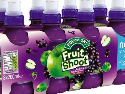 Robinson fruit shoot