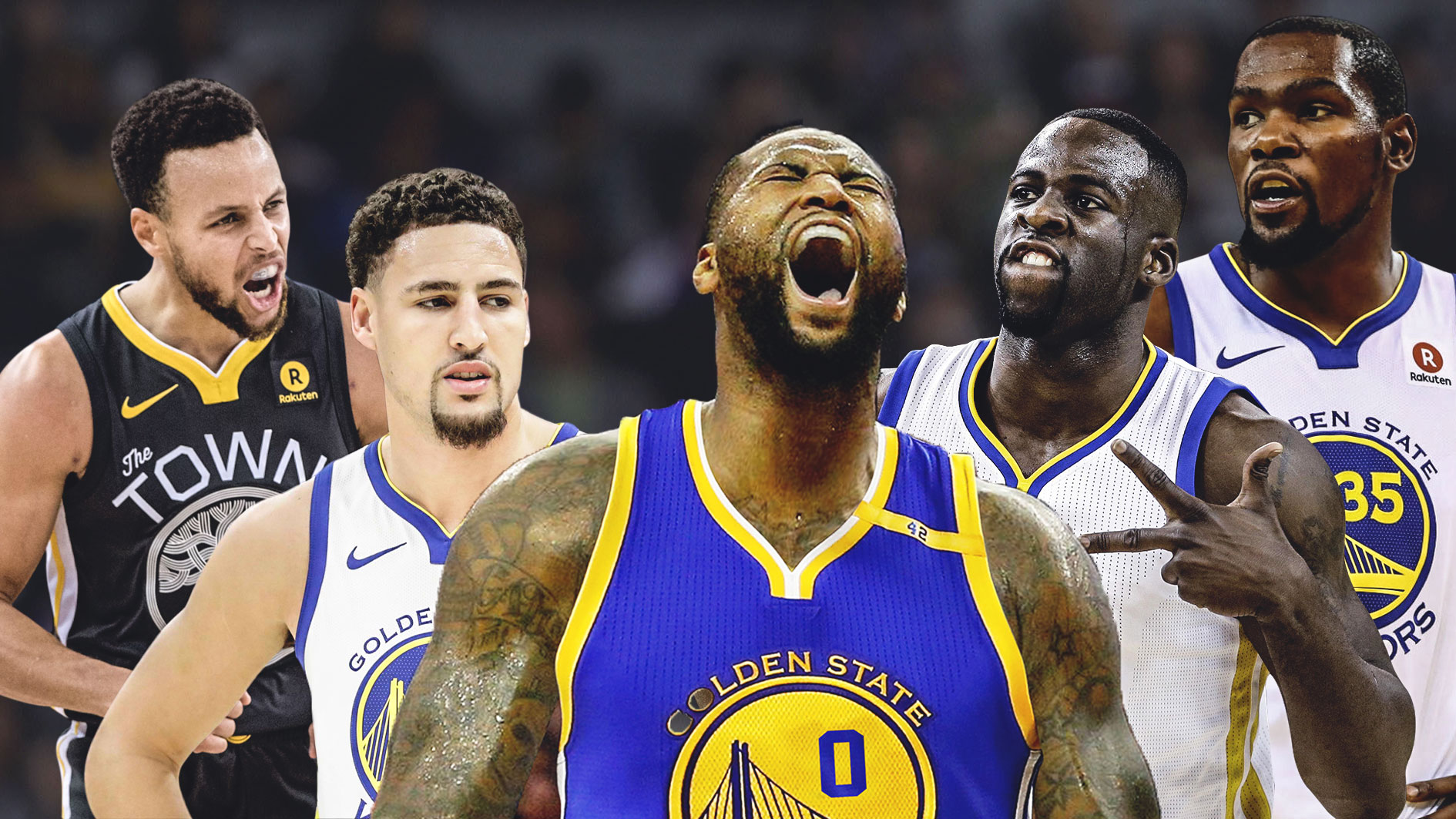 Klay Thompson is now a Warrior