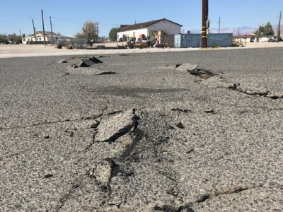 6.4 Magnitude Earthquake and Aftershocks Rattle Southern California