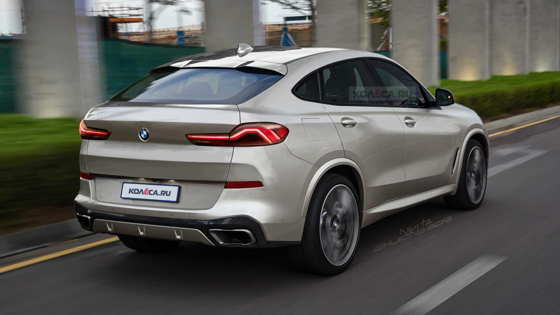BMW's X6 to launch in 2020 Engine, Specs and more ...