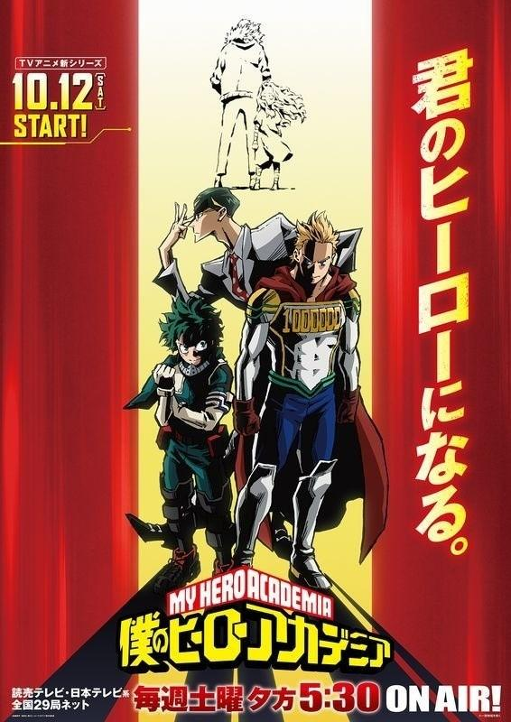 My Hero Academia: Plot, Leaks, Posters and more ...