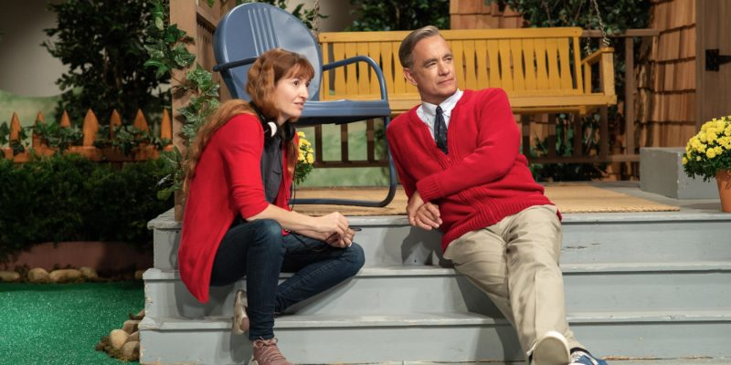 A Beautiful Day in the Neighborhood stars Tom Hanks as our childhood icon!