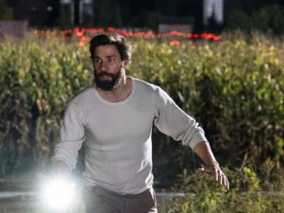 A still from the original A quiet place.