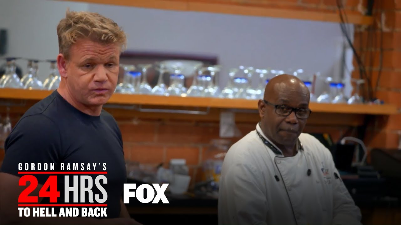 "Gordon Ramsay's ""24 Hours to Hell & Back"" love affair with Fox continues"