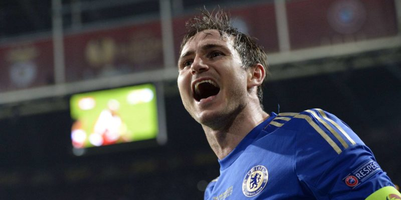 Chelsea and England legend Frank Lampard returns to his club
