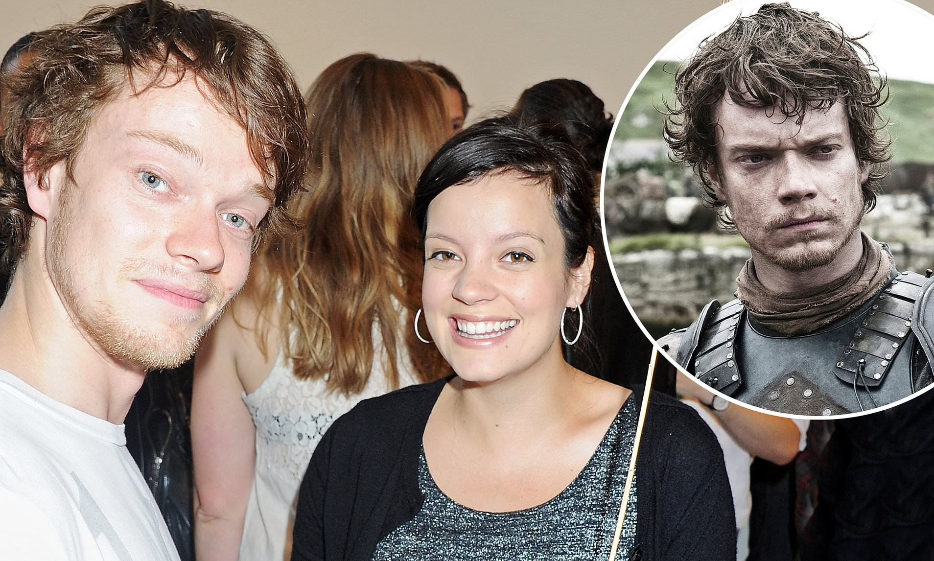 Alfie Allen's jobless years review song, gone viral