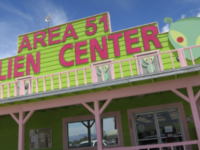 Area 51 under threat with 750K+ alien hunters about to raid it