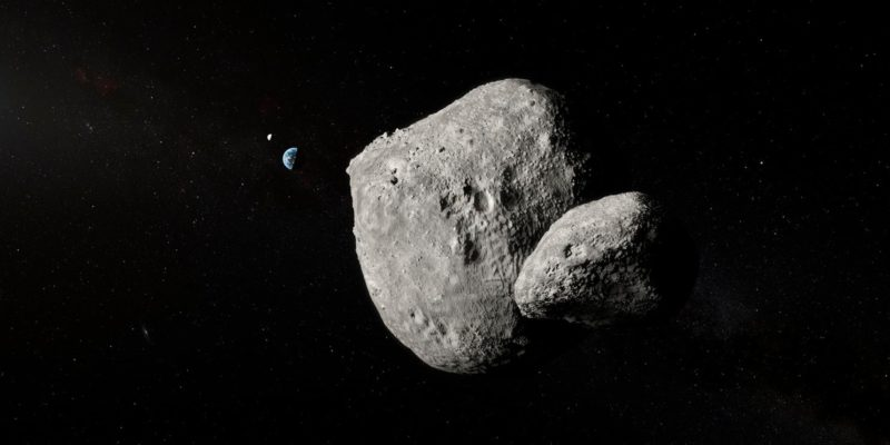 "Asteroid ""City Killer"" just missed Earth, predicted impact equals to 30 Atomic Bombs"