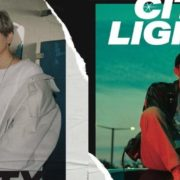 "EXO Byun Baekhyun's first solo mini album ""City Lights"""