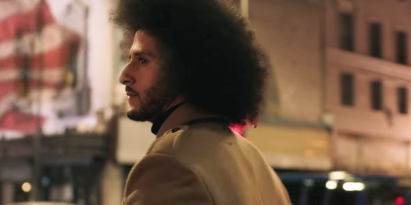 Colin Kaepernick, Nike commercial makes it to Emmy Awards nominations