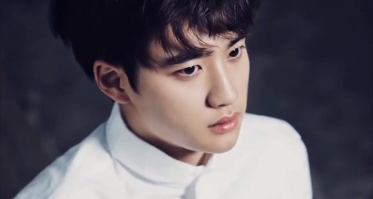 D.O.'s pre-military enlistment solo song tops iTunes chart all over the globe