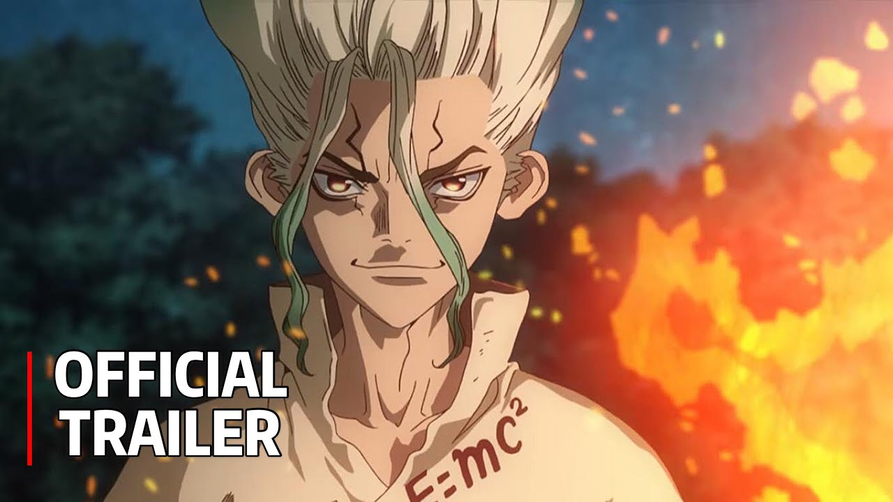 Dr. Stone Episode 3 reviews
